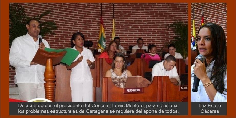 Concejo y Alcaldía reiteran llamado a la unidad para impulsar el desarrollo de Cartagena