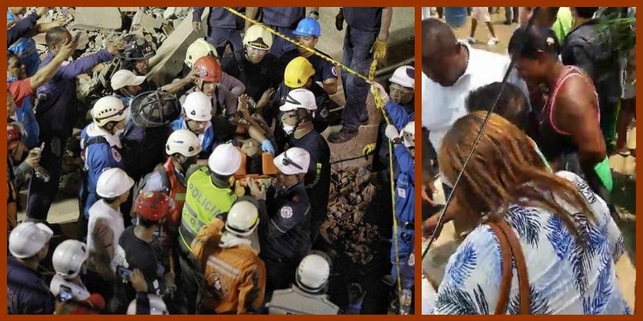 ¡Apareció María Quiroz!; asegura que no tiene nada que ver con edificio desplomado