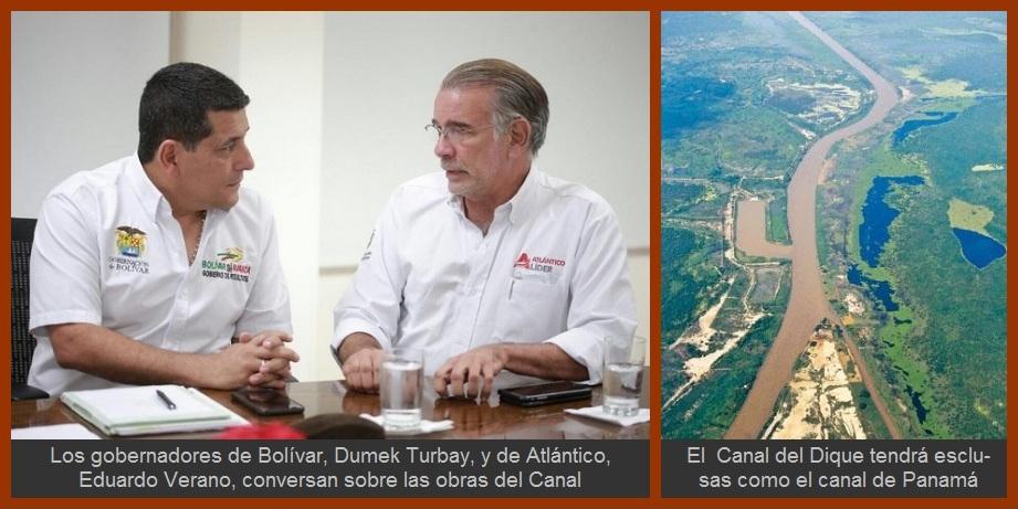 Recuperación integral del Canal del Dique, otra razón para la unión caribe
