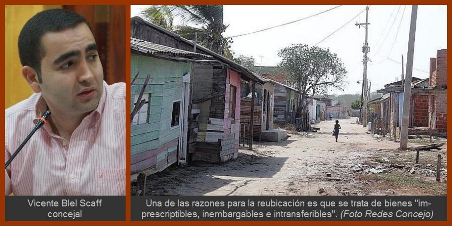 Concejo analizará capacidad del Distrito para reubicar a familias de Marlinda y Villa Gloria