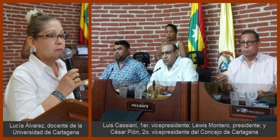Concejo de Cartagena se suma a iniciativa que promueve la formación de buenos ciudadanos