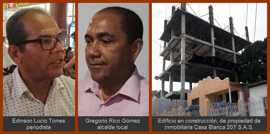 Gregorio Rico rompe su silencio: dice que Lucio Torres miente «y lo voy a demostrar»
