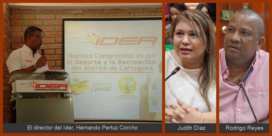 Concejales proponen un auténtico 'revolcón' en el manejo del deporte en Cartagena