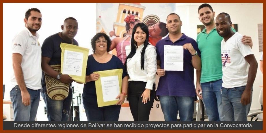Vence el plazo para participar en el programa de estímulos culturales y turísticos de Bolívar