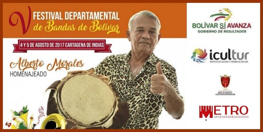 Hoy, en el Baluarte de San Ignacio, se lanza formalmente el Festibandas-2017