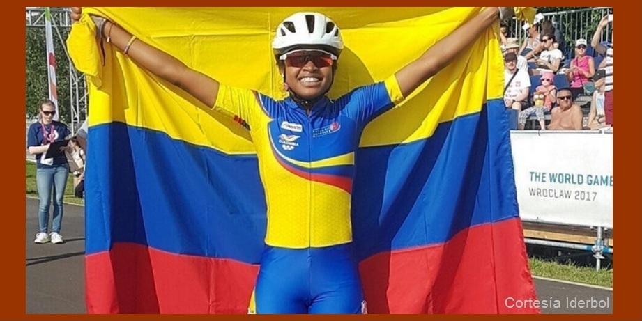 La bolivarense Geiny Pájaro le dio la 1a. medalla de oro a Colombia en los World Games