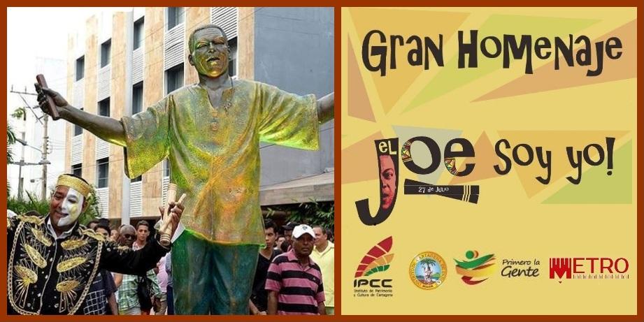 Joesoneros rinden tributo a 'Joe' Arroyo en el 6° Aniversario de su fallecimiento