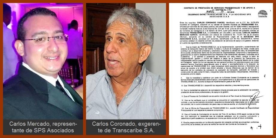 Otro contrato de Transcaribe con SPS Asociados inquieta a colectivos ciudadanos