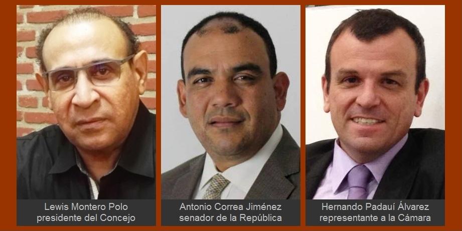 Dirigentes políticos y gremiales reaccionan a capturas por elección de contralora