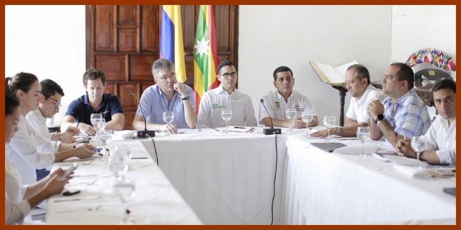 Proyecto de protección costera de Cartagena comienza -poco a poco – a tomar forma