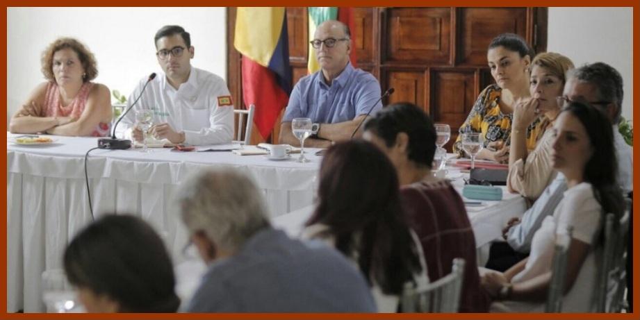 Consejo Gremial le propone al alcalde (e) conformar un Frente Común por Cartagena