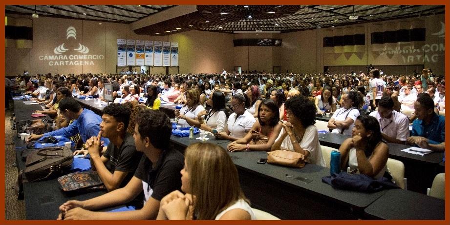 Jóvenes de Cartagena, a aprender de casos exitosos para formarse profesionalmente