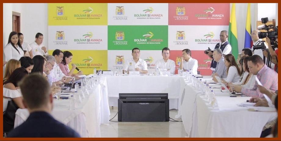 Supersalud y Gobernación de Bolívar lanzan ultimátum a EPS incumplidas
