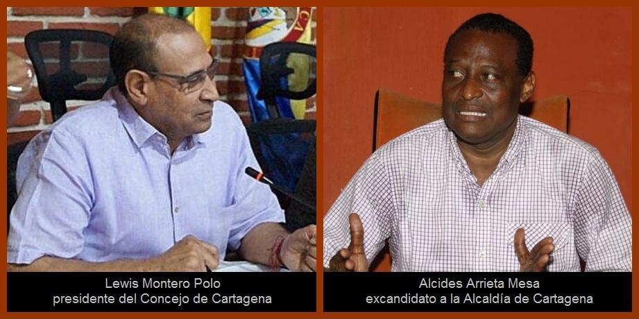Caso que envuelve a concejales de Cartagena produce reacciones a favor y en contra…