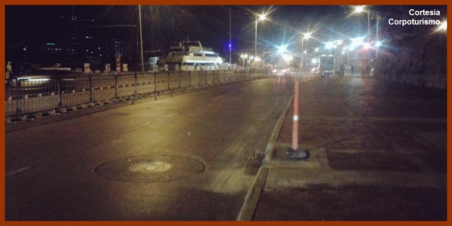 Desde hoy: restricciones vehiculares en toda Cartagena por visita del Papa Francisco
