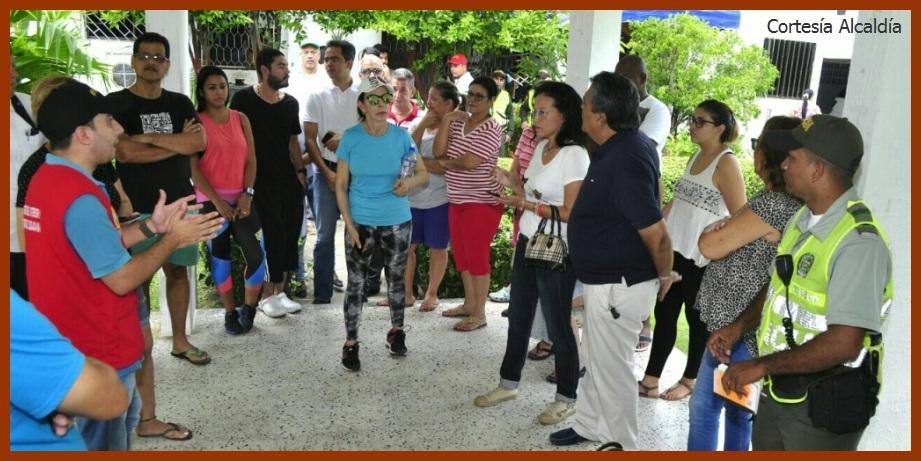 La Alcaldía, la Policía y la comunidad de Cartagena, unidos contra el maltrato animal