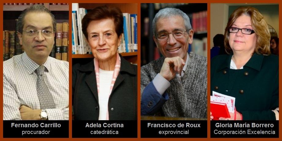 Conversar sobre 'Ética: el reto de la ciudadanía y la justicia'… para seguir cavilando