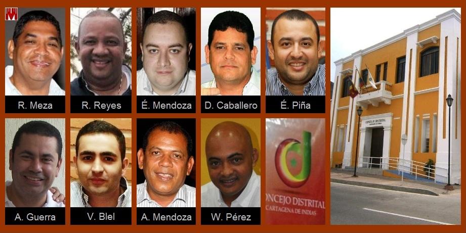 Con nueva coalición, Concejo de Cartagena elige este lunes nueva Mesa Directiva