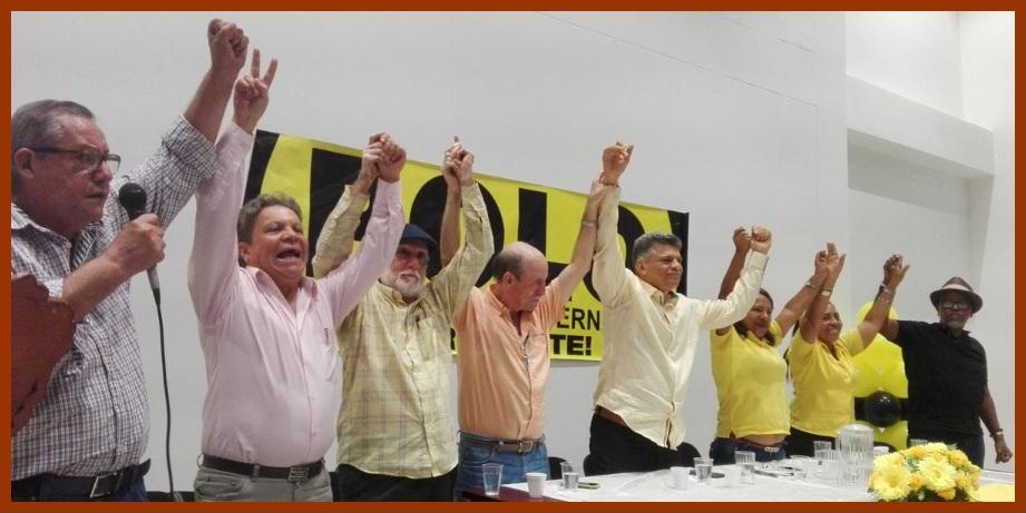 El Polo Democrático da un paso adelante y define su precandidato a la Alcaldía