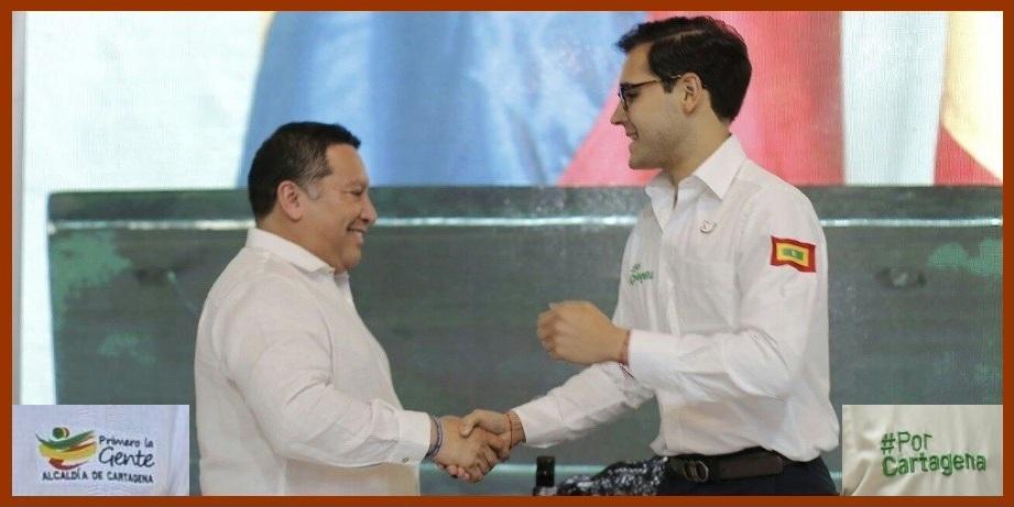 Gobierno de 'Por Cartagena' del 2017, a responder por el de 'Primero la Gente' del 2016