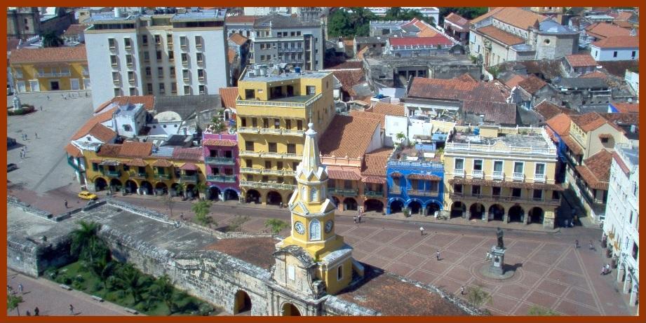 Cartagena, patrimonio mundial en peligro