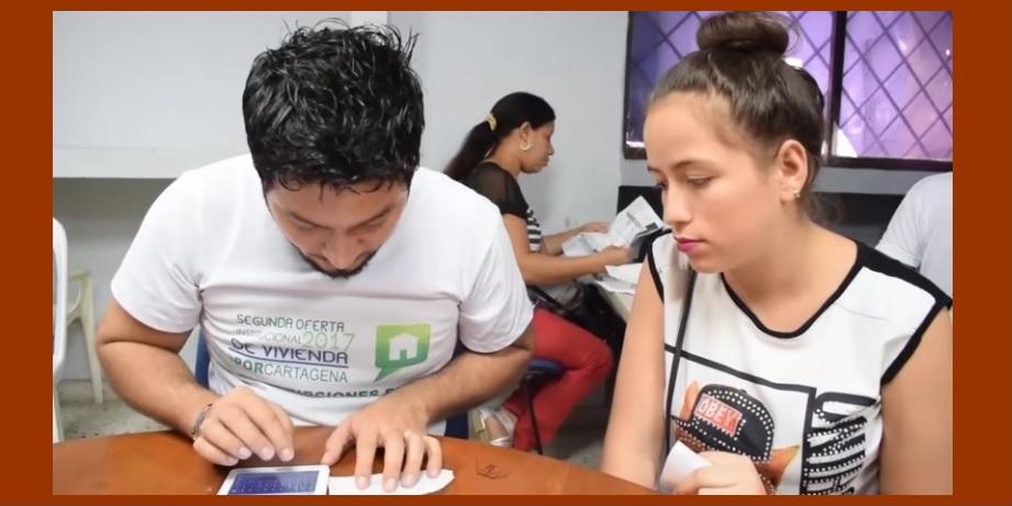 ¿Qué viene ahora tras la inscripción para la 2da. oferta de vivienda 'Por Cartagena'?