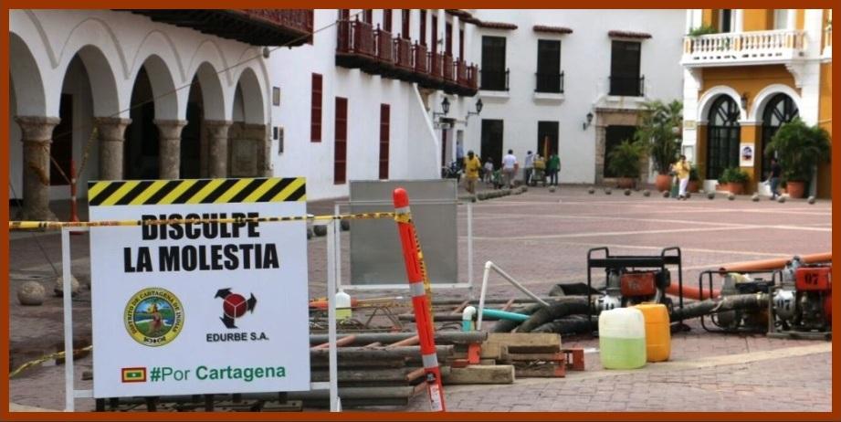 Edurbe 'acelera el ritmo' para entregar obras del Centro Histórico esta semana