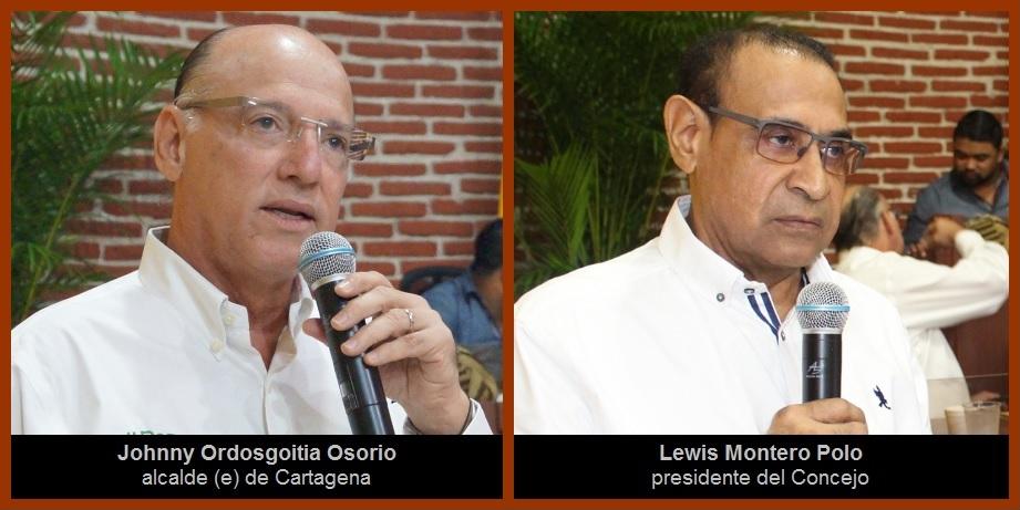 «Cartagena es la ciudad de la esperanza, pero es hora de que sea la ciudad de la concreción»