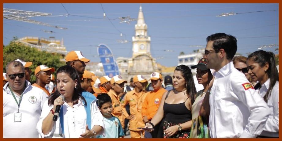 Cartagena, a atender a más de 500 mil turistas entre el 20 de diciembre y el 20 de enero