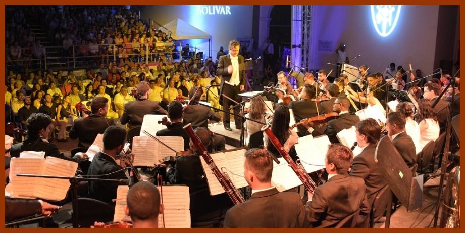 Con el concierto 'Música en las Alturas', Unibac le da bienvenida a la Navidad