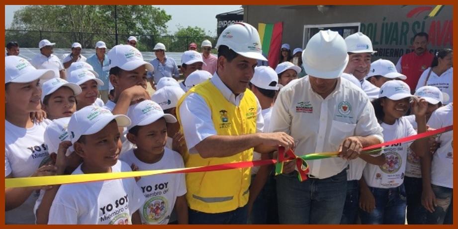 En el 2017, los municipios de Bolívar avanzaron en materia de aseo y agua potable