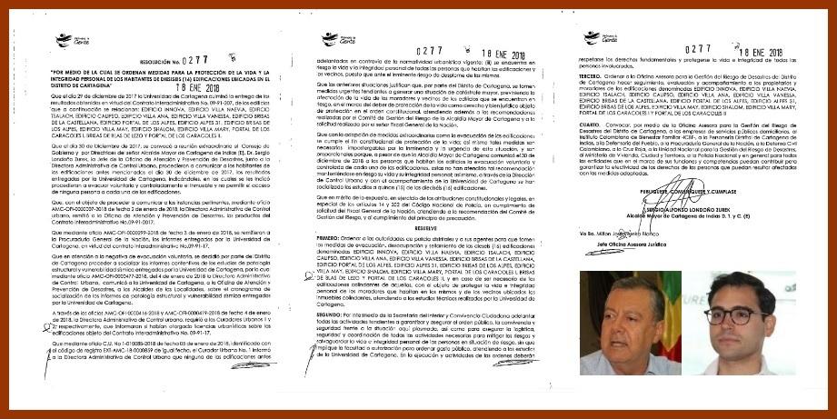 Piden al alcalde revocar Resolución y Decreto basados en cuestionado informe de la UdeC