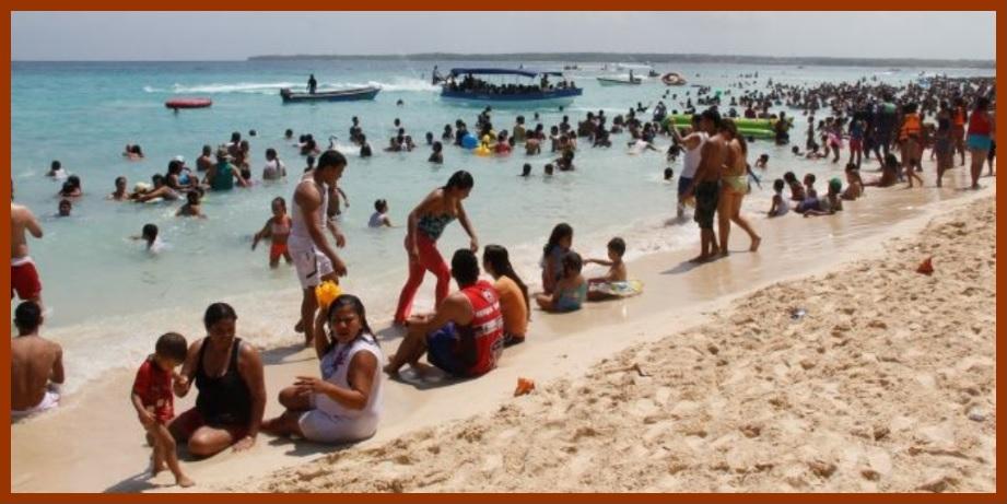 Playa Blanca: S.O.S