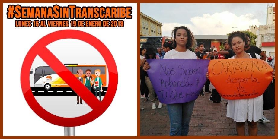 Tras convocar #1DiaSinTranscaribe, 'indignados' llaman a #1SemanaSinTranscaribe