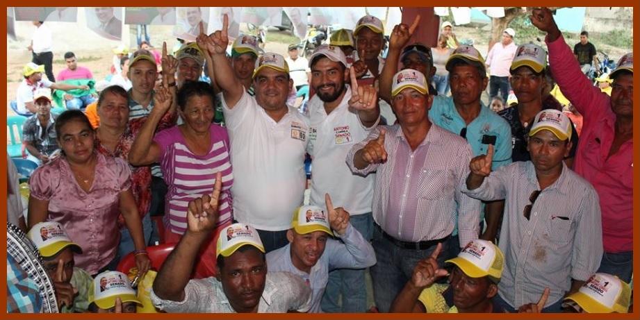 El senador Correa se comprometió «a seguir haciendo debates de control político»