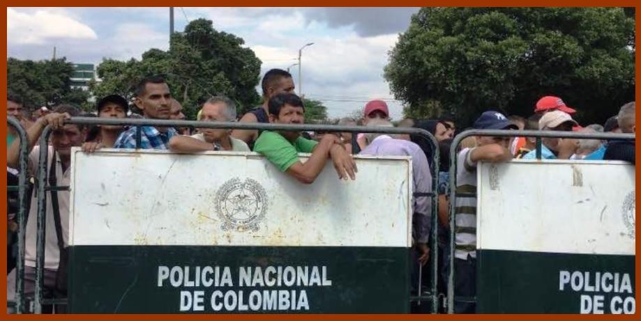 El estigma y los inmigrantes venezolanos