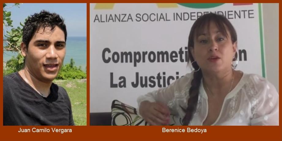 Líder 'quintista' de ASI pide a directivas nacionales no apoyar a Betancourt