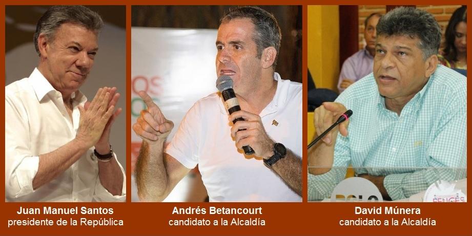 Candidatos y líderes sociales le piden a Santos convocar elección en Cartagena