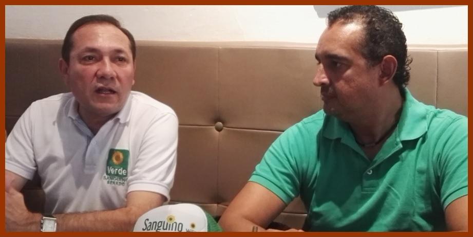 Antonio Sanguino propone Gran Acuerdo para salvar a Cartagena de la crisis, pero…