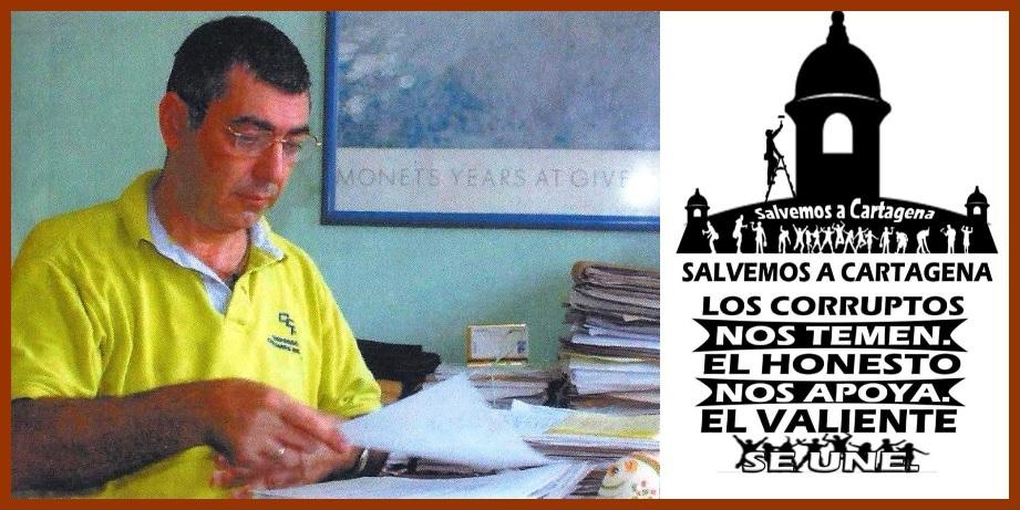 La historia detrás del naciente movimiento Salvemos a Cartagena