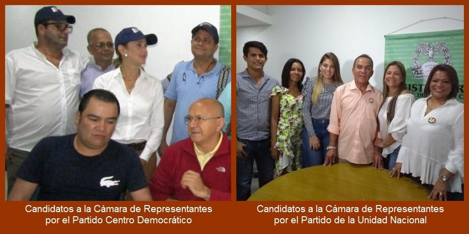 Las inquietudes de El Tiempo sobre dos candidatos a la Cámara por Bolívar