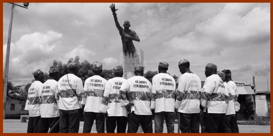 Guardia Cimarrona, el símbolo ancestral que privilegia el diálogo sobre las armas