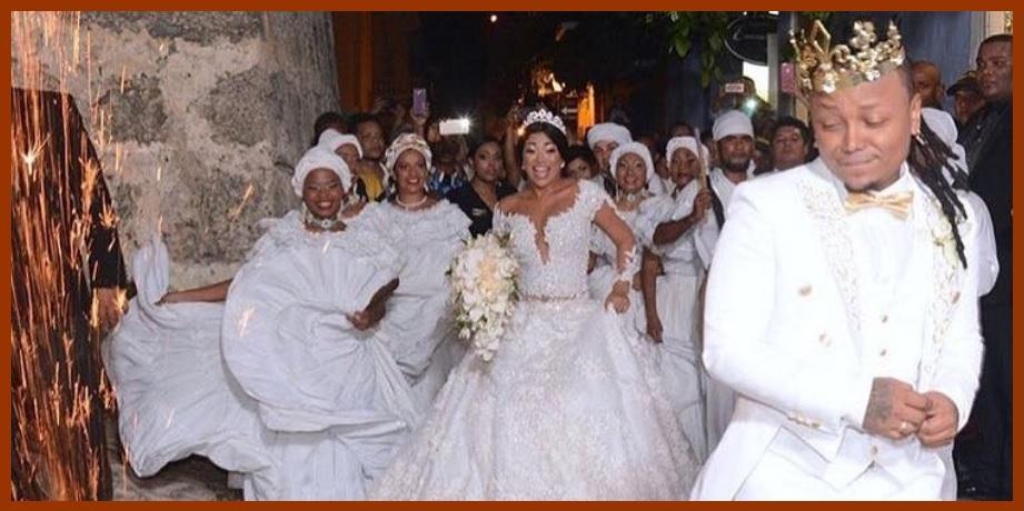 ¡Ojalá que muchos más Mr. Black y Yuranis puedan casarse así en el Centro Histórico!