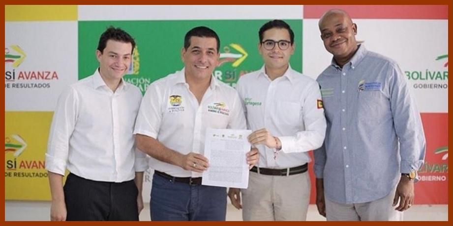 Por fin se firma el convenio para rehabilitar el sector de Playetas, en Barú