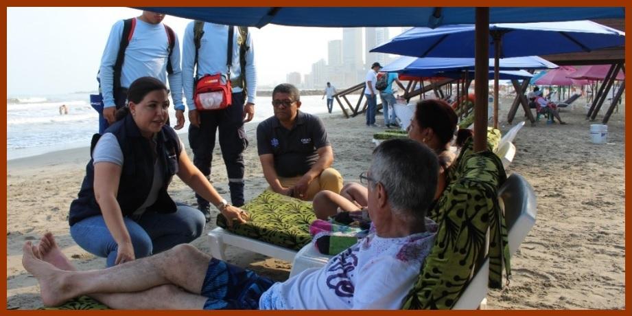 Cartagena, en alerta máxima para atender a los turistas en el puente de Semana Santa