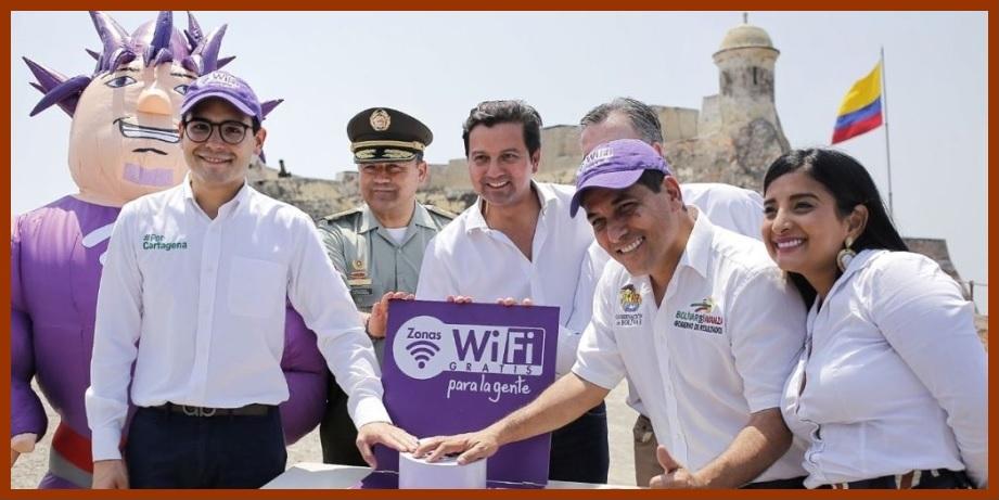 Parque Espíritu del Manglar y Castillo de San Felipe, con zonas de Wifi gratis