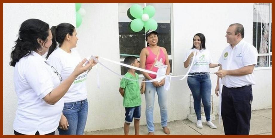 Alcaldía entrega 224 viviendas de interés social a sendas familias cartageneras