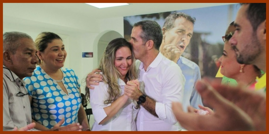 «Con actitudes mafiosas, ahora pretenden meterse con mi esposa»: Andrés Betancourt