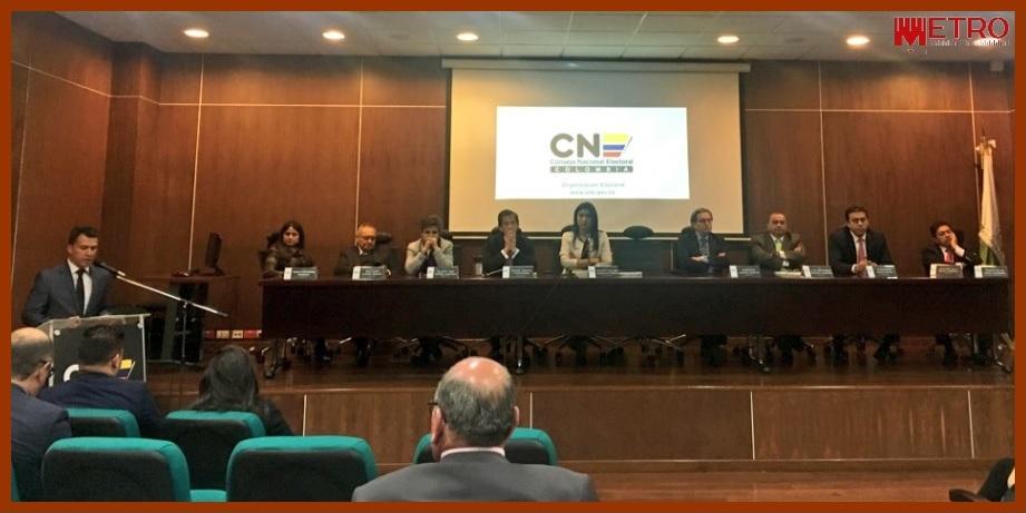 CNE no ha decidido aún si revoca o no inscripción de Antonio Quinto Guerra