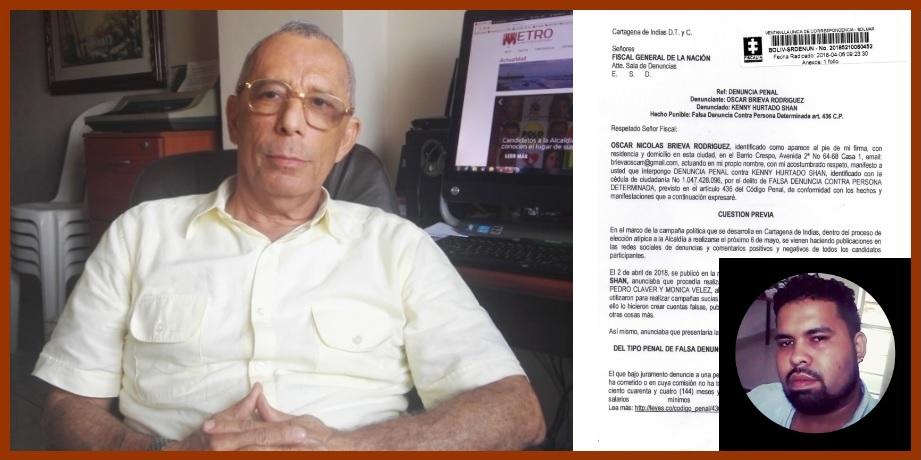 «En las campañas políticas cada candidato carga su propia cruz»: Óscar Brieva Rodríguez